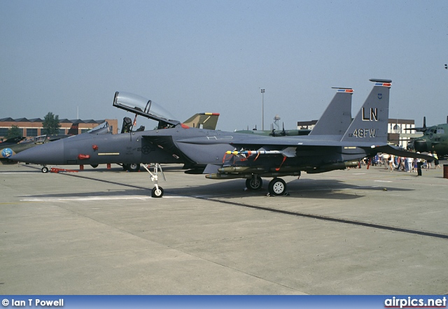 90-0248, Boeing (McDonnell Douglas) F-15-E Strike Eagle, United States Air Force