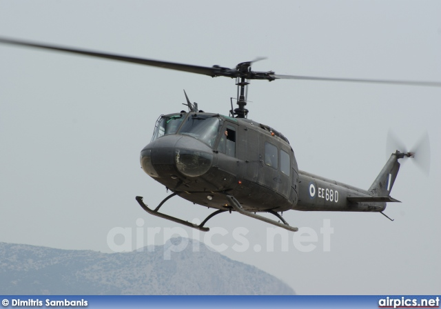 ES680, Bell UH-1-H Iroquois (Huey), Hellenic Army Aviation