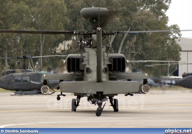 ES1022, Boeing AH-64-DHA Apache Longbow, Hellenic Army Aviation
