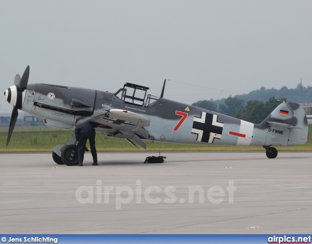 D-FWME, Messerschmitt Bf 109-G-2, Messerschmitt Air Company (MAC)