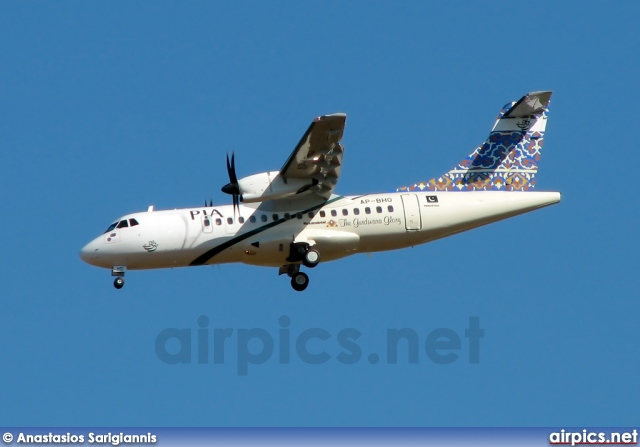 AP-BHO, ATR 72-500, Pakistan International Airlines (PIA)