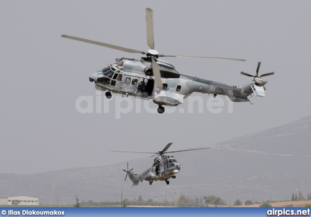 2589, Aerospatiale (Eurocopter) AS 332-C1 Super Puma, Hellenic Air Force