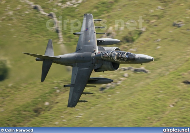 ZH661, British Aerospace Harrier-T.12, Royal Air Force