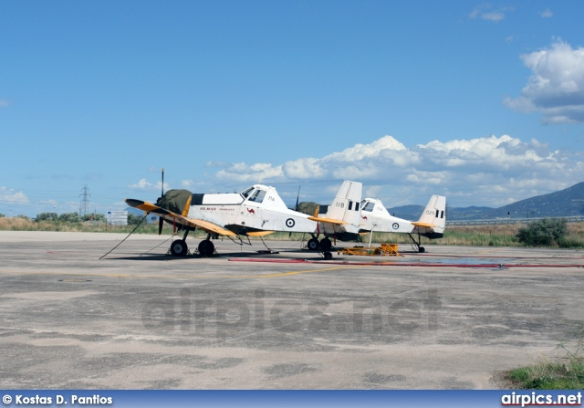 118, PZL-Mielec M-18-BS Dromader, Hellenic Air Force