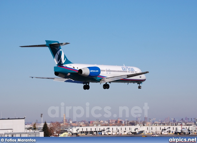 N933AT, Boeing 717-200, AirTran Airways