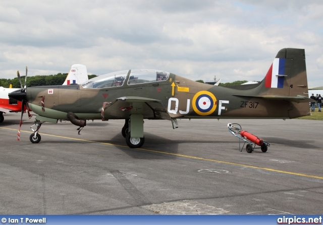 ZF317, Shorts Tucano-T.1, Royal Air Force