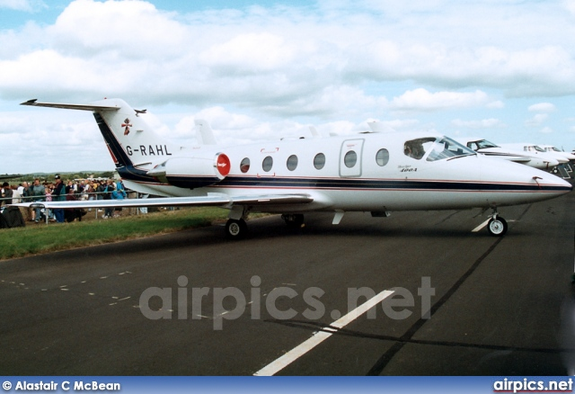 G-RAHL, Hawker (Beechcraft) 400-A, Untitled