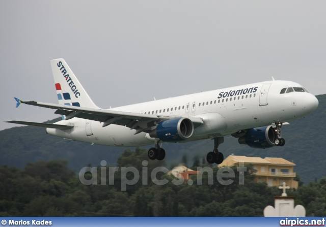 F-GSTR, Airbus A320-200, Strategic Airlines