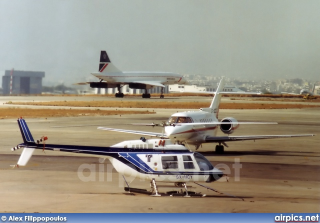 SX-HCY, Bell 206-B JetRanger, Private