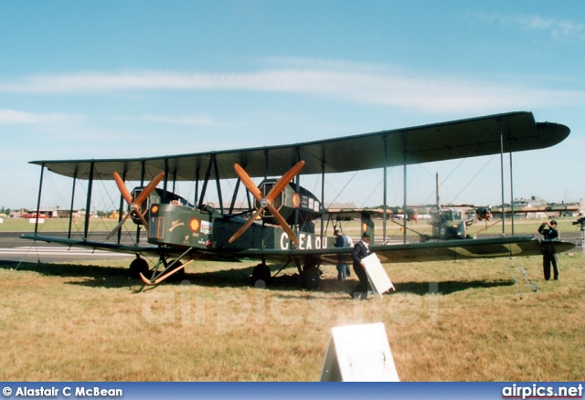 NX71MY, Vickers FB27 Vimy, Untitled