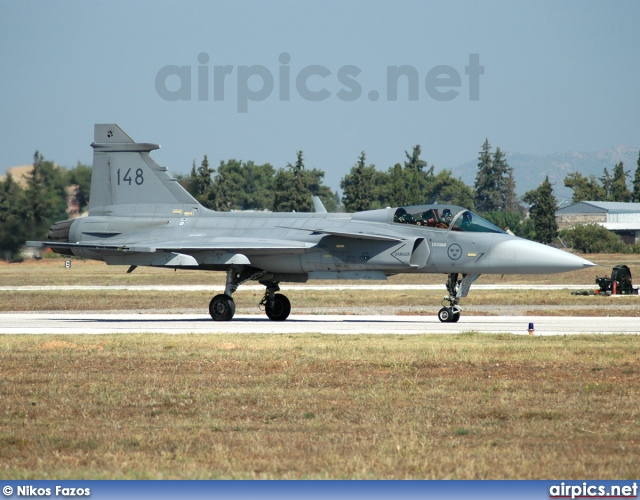 39148, Saab JAS 39-A Gripen, Swedish Air Force