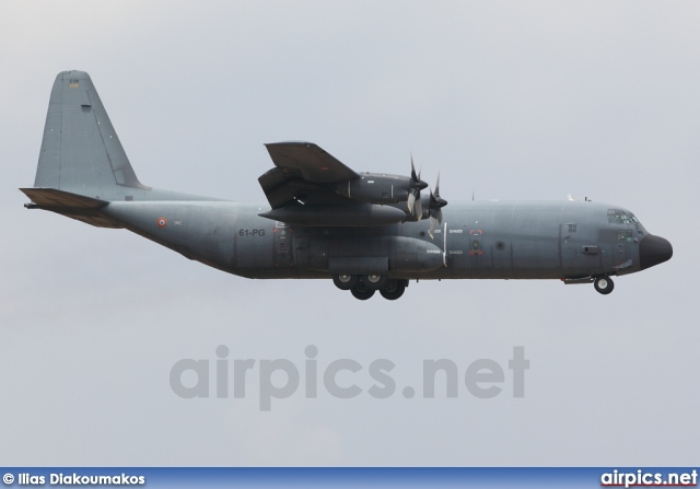 61-PG, Lockheed C-130-H Hercules, French Air Force