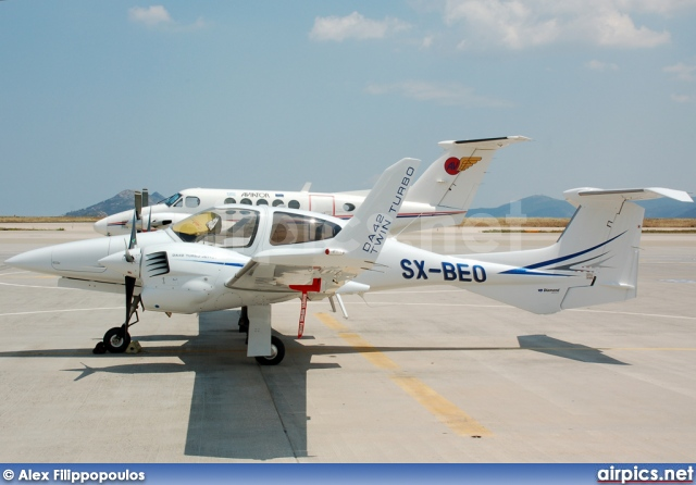 SX-BEO, Diamond DA42-NG Turbo Twin Star, Private