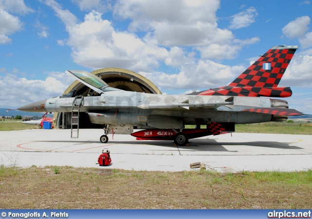 060, Lockheed F-16-C Fighting Falcon, Hellenic Air Force