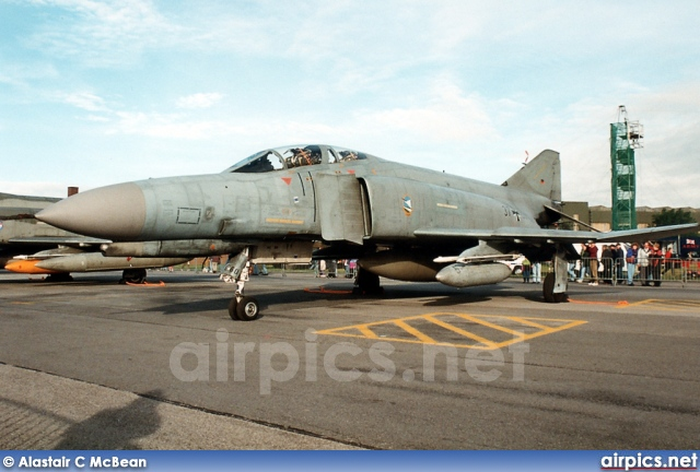 37-60, McDonnell Douglas F-4-F Phantom II, German Air Force - Luftwaffe