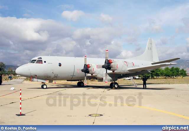 153427, Lockheed P-3-B Orion, Hellenic Air Force