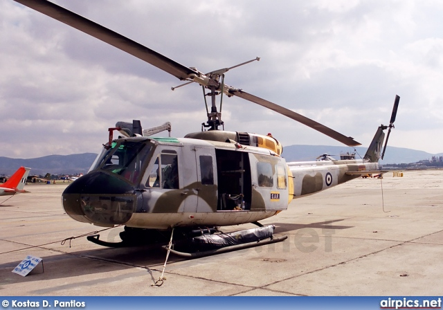 4398, Agusta Bell AB-205-A, Hellenic Air Force