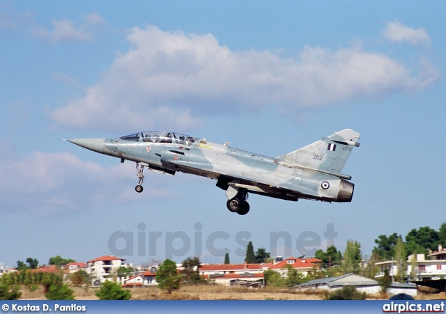 202, Dassault Mirage 2000-BG, Hellenic Air Force