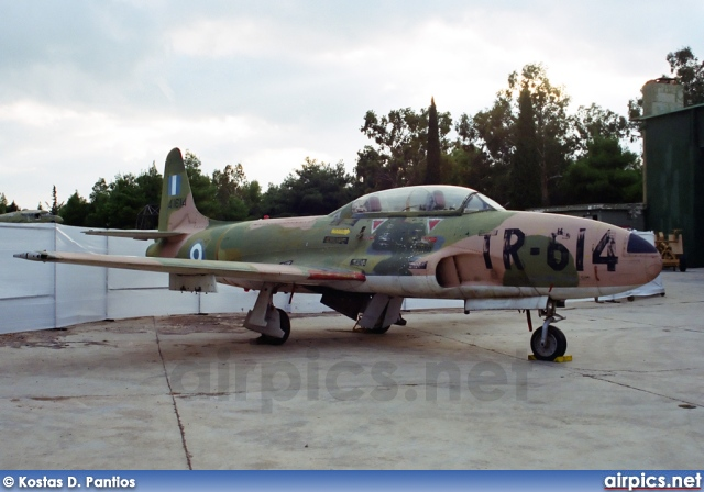 41614, Lockheed T-33-A, Hellenic Air Force