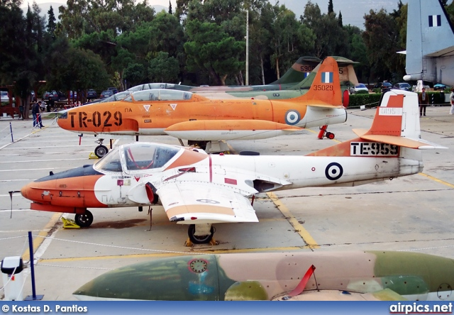 01959, Cessna T-37-C, Hellenic Air Force