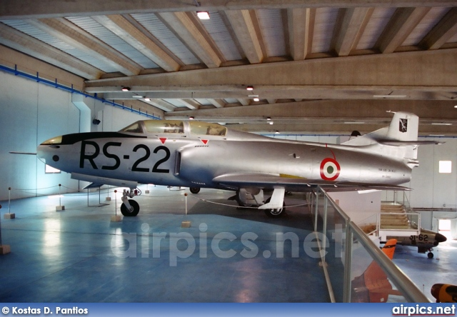 MM53882, Fiat G.80-3B, Italian Air Force