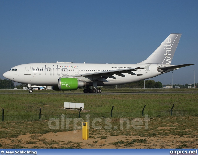 CS-TDI, Airbus A310-300, White Airways