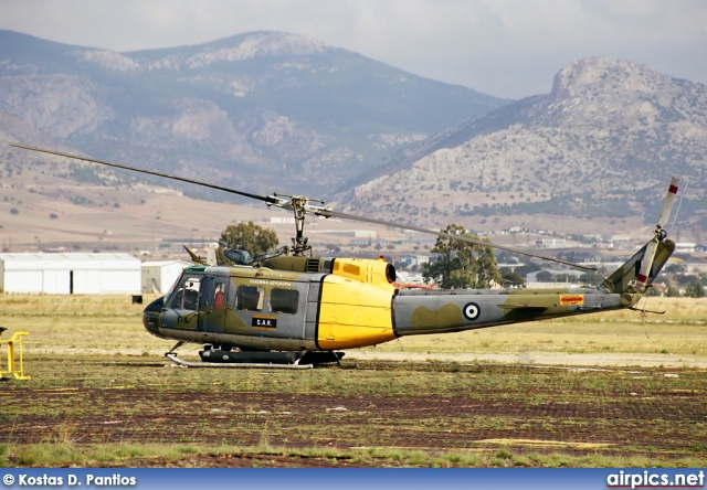 Agusta Bell AB-205-A, Hellenic Air Force