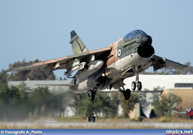 159967, Ling-Temco-Vought A-7-E Corsair II, Hellenic Air Force