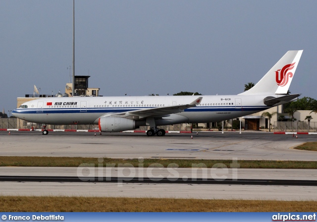 B-6131, Airbus A330-200, Air China