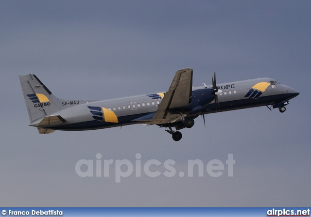 SE-MAJ, British Aerospace ATP-F, West Air Europe