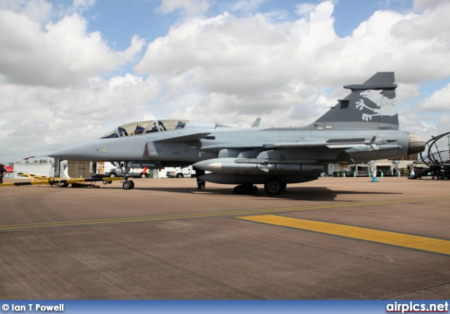 39-7, Saab JAS 39-NG Gripen, Swedish Air Force