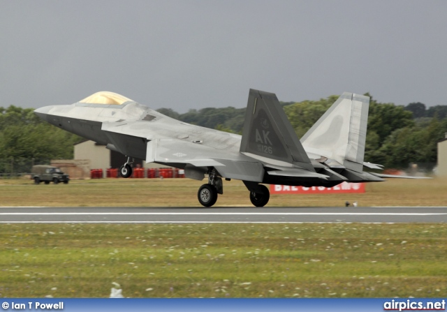 06-0128, Lockheed Martin F-22-A Raptor, United States Air Force