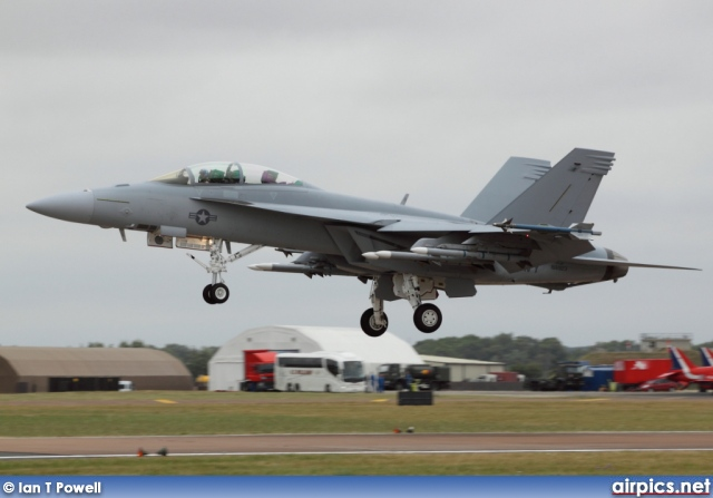 166923, Boeing (McDonnell Douglas) F/A-18-F Super hornet, United States Navy