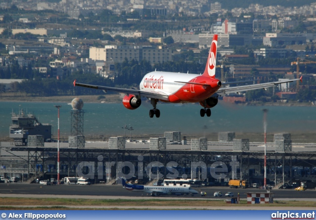 D-ABDC, Airbus A320-200, Air Berlin