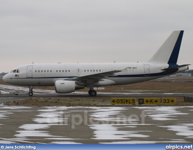 9M-NAA, Airbus A319-100CJ, Untitled
