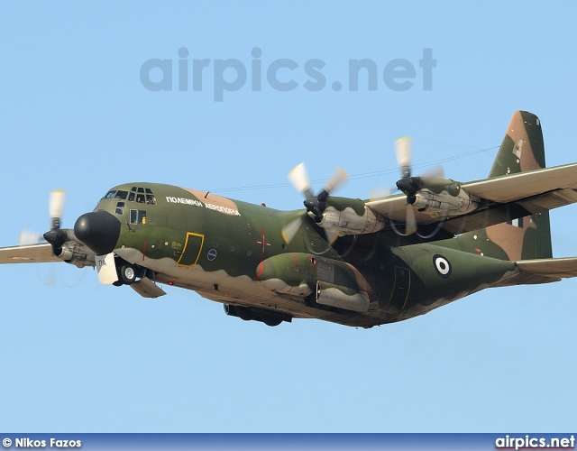 742, Lockheed C-130-H Hercules, Hellenic Air Force
