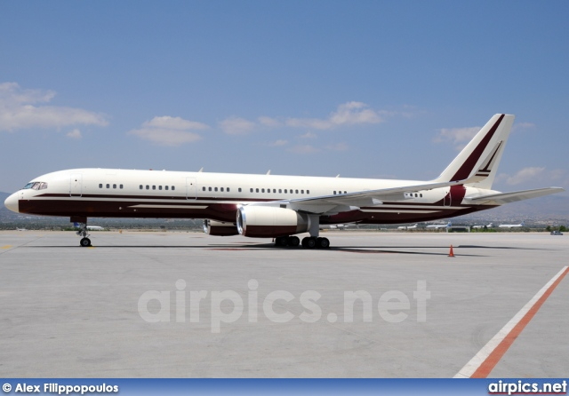 N770BB, Boeing 757-200, Private