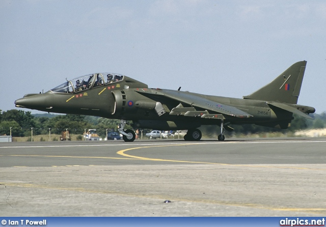 ZH654, British Aerospace Harrier-T.10, Royal Air Force