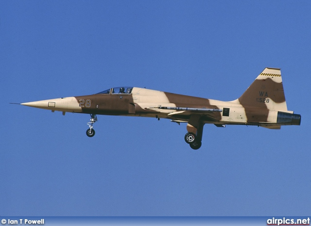 74-1528, Northrop F-5-E Tiger II, United States Air Force