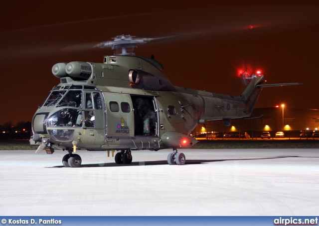 XW199, Westland Puma-HC.1, Royal Air Force