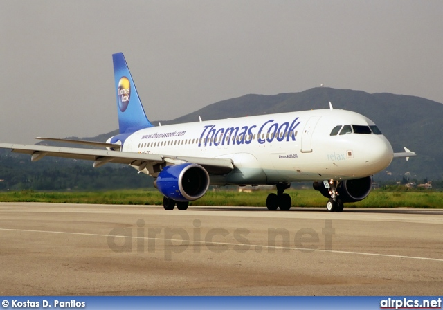 OO-TCI, Airbus A321-200, Thomas Cook Airlines (Belgium)