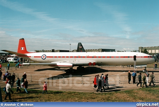 XS235, De Havilland DH-106 Comet-4C, Royal Air Force