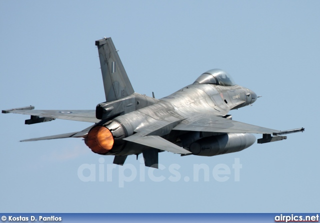 112, Lockheed F-16-C Fighting Falcon, Hellenic Air Force