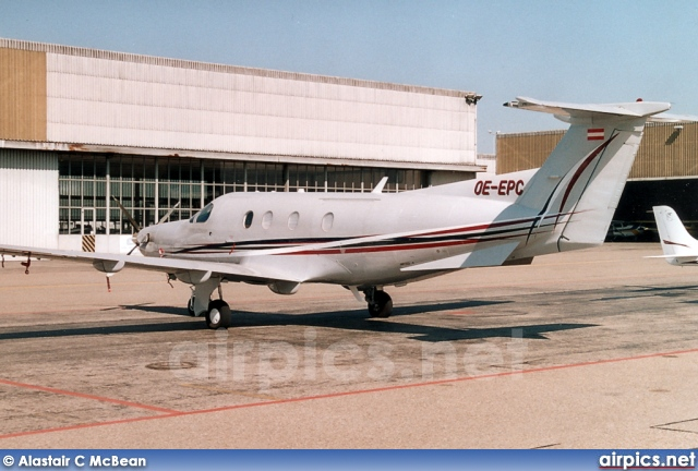 OE-EPC, Pilatus PC-12-45, Untitled