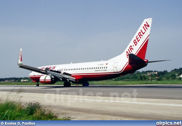 D-ABAS, Boeing 737-800, Air Berlin