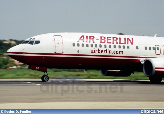 D-ABAO, Boeing 737-800, Air Berlin
