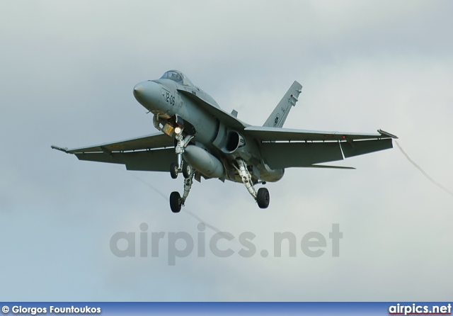 C.15-48, Boeing (McDonnell Douglas) EF-18-A Hornet, Spanish Air Force