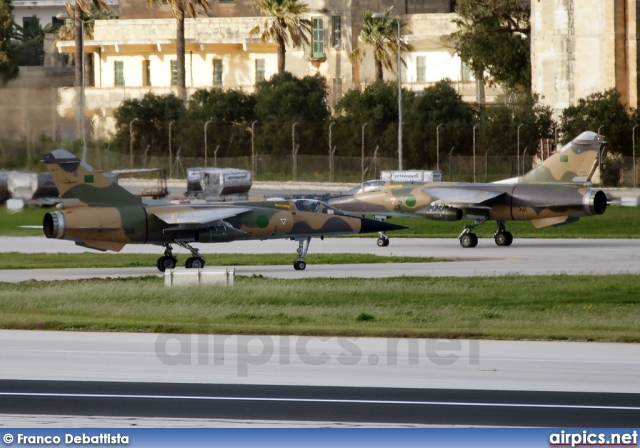 508, Dassault Mirage F.1-ED, Libyan Air Force