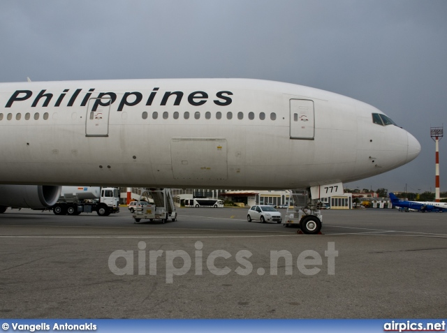 RP-C7777, Boeing 777-300ER, Philippine Airlines