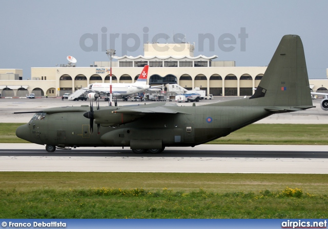 ZH881, Lockheed C-130-J-30 Hercules, Royal Air Force